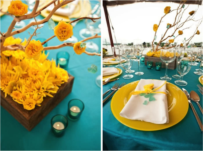 Yellow Wedding Ideas - The Perfect Pear Bridal 902-370-7327